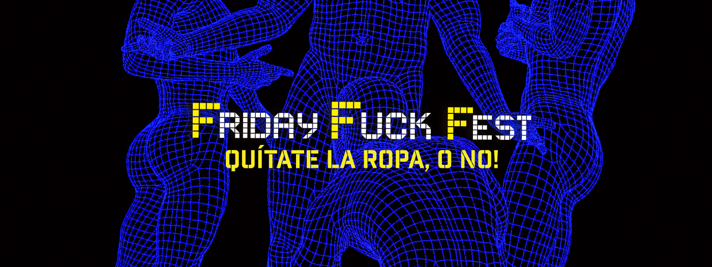 Friday Codigo Libre Gay MAdrid